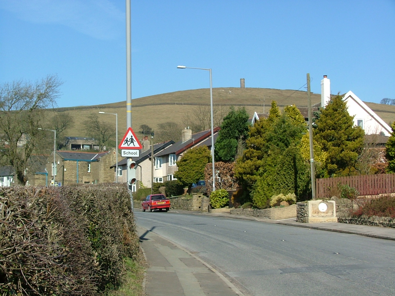 Location & Map, Gisburn Road, Blacko, Lancashire, BB9 6LS, England